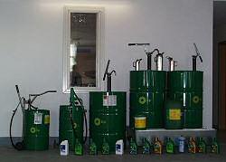 Öl von BP - freie Werkstatt - AUTO TRENTZSCH