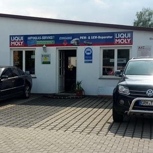 Auto Trentzsch Freie Werkstatt in Dresden 2017